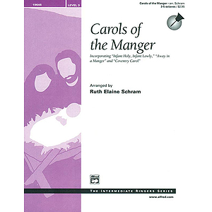 Carols of The Manger - 3-5 Octaves