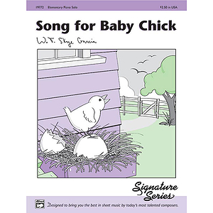 Song for Baby Chick (Garcia) (E)