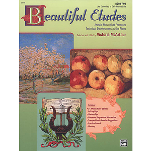 Beautiful Etudes - Book 2