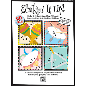 Shakin' It Up! - Book and CD