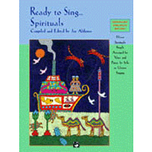 Ready To Sing Spirituals - Book &amp; CD