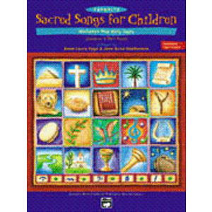 Favorite Sacred Songs for Children...Holidays & Holy Days - Split-Track Accompaniment/Performance CD