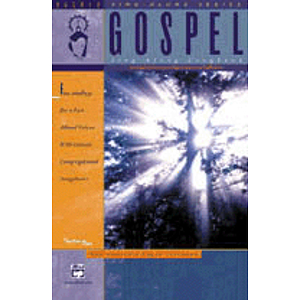 Gospel Sing-Along Songbook, the - Preview Pack (1 Songbook & Listening CD)