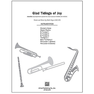 Glad Tidings of Joy - InstruPax