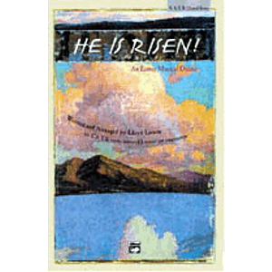 He Is Risen! - Accompaniment/Performace CD