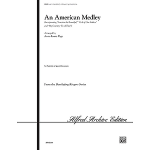 An American Medley - 3-5 Octaves