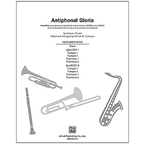 Antiphonal Gloria - SoundPax