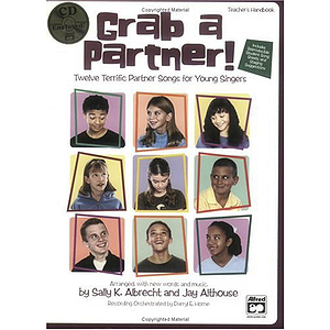 Grab A Partner! - CD Kit (Book/CD)