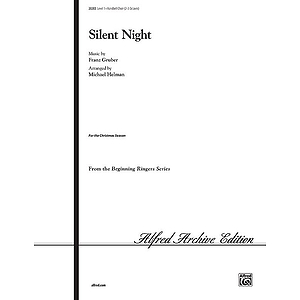 Silent Night - 2-3 Octaves
