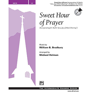 Sweet Hour of Prayer - 3-5 Octaves