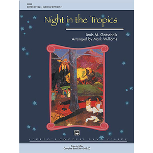 Night in The Tropics