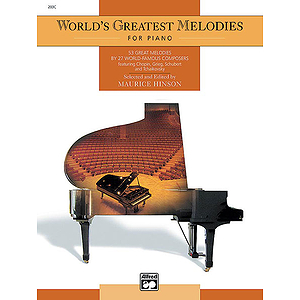 World&#039;s Greatest Piano Melodies
