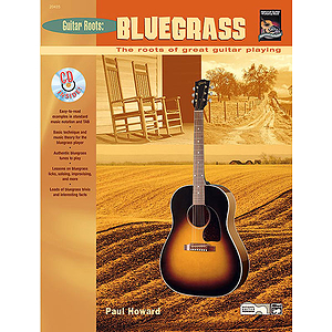 Guitar Roots: Bluegrass - Book & CD