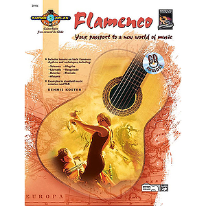 Guitar Atlas: Flamenco - Book &amp; CD