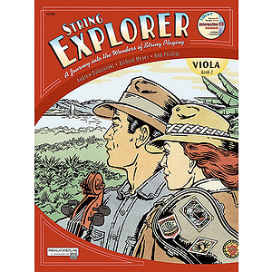 String Explorer, Book 2: Viola