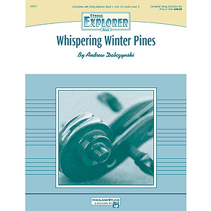Whispering Winter Pines