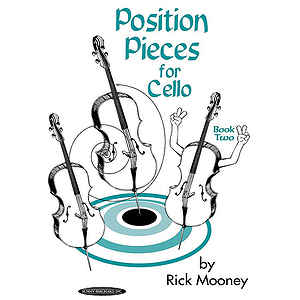 Position Pieces for Cello Book 2
