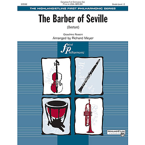 Barber of Seville, the (Overture)