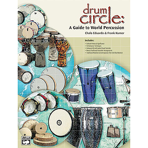 Drum Circle: A Guide To World Percussion - Book & CD