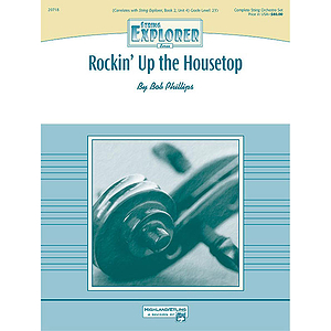 Rockin&#039; Up the Housetop