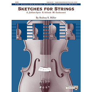 Sketches for Strings