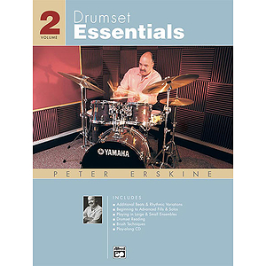 Drumset Essentials - Volume 2 - Book & CD