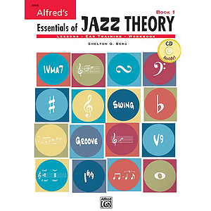 Alfred's Essentials of Jazz Theory - Book 1 - Book & CD