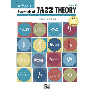 Alfred's Essentials of Jazz Theory - Book 2 - Book & CD
