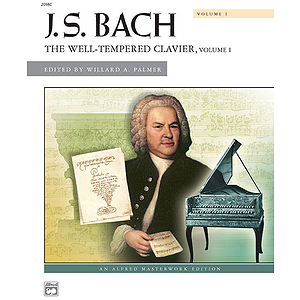Bach - the Well-Tempered Clavier, Volume I
