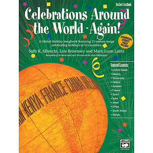 Celebrations Around the World - Again! - Teacher's Handbook