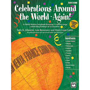 Celebrations Around the World - Again! - CD Kit - Book & CD