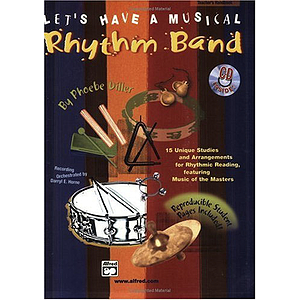 Let's Have A Musical Rhythm Band - CD Kit: (Book/Cd)