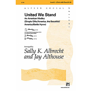 United We Stand (An American Medley) - 2-Part
