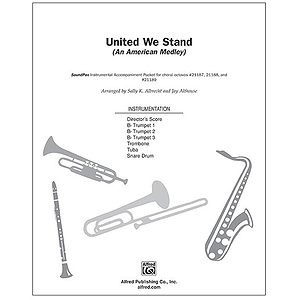 United We Stand (An American Medley) - SoundPax