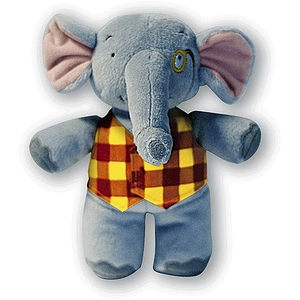 Music for Little Mozarts - Elgar E. Elephant (Stuffed Toy)