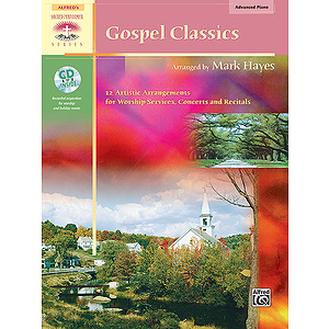 Gospel Classics - Book &amp; CD