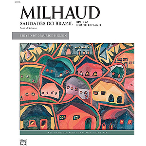 Milhaud - Saudades Do Brazil