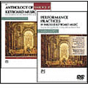 Anthology of Baroque Keyboard Music DVD (With Bonus Lecture on Baroque Dance)