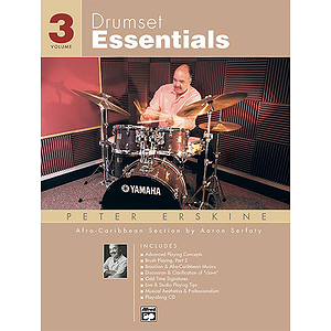 Drumset Essentials - Volume 3 - Book & CD