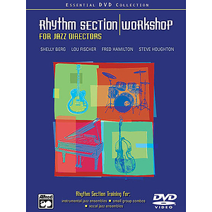 Rhythm Section Workshop for Jazz Directors - DVD