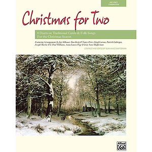 Christmas for Two - 8 Duets on Traditional Carols and Folk Songs - Book