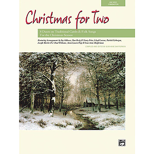 Christmas for Two - Accompaniment CD