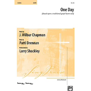 One Day - SATB
