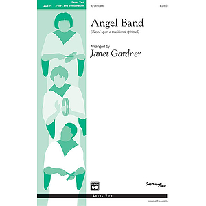 Angel Band - 2-Part Any Combination W/Descant