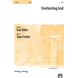 Everlasting God - SATB