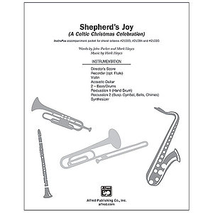 Shepherd's Joy (A Celtic Christmas Celebration) - InstruPax