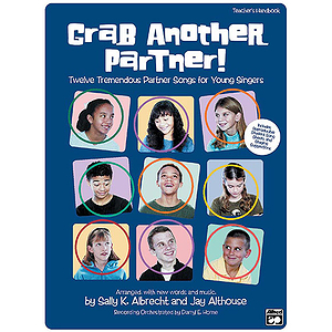 Grab Another Partner! - Soundtrax CD