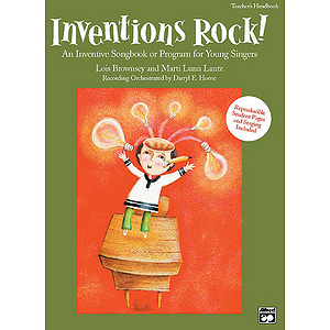 Inventions Rock - Teacher&#039;s Handbook