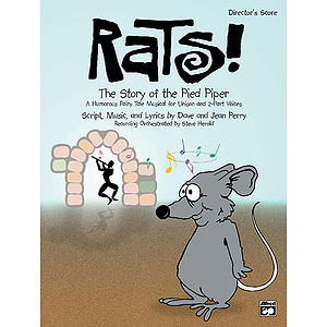 Rats! the Story of The Pied Piper - Listening CD