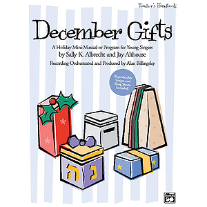 December Gifts - CD Kit: Book and CD